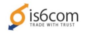海外FX会社・is6comのロゴ