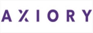 海外FX会社・AXIORYのロゴ